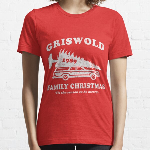 Griswold Family Christmas Shirt Essential T-Shirt
