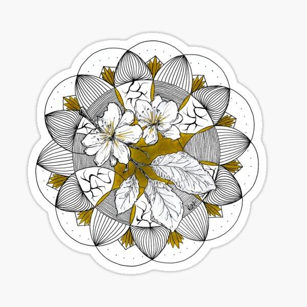Shinrin-yoku Art - Yugen Collection III  Sticker