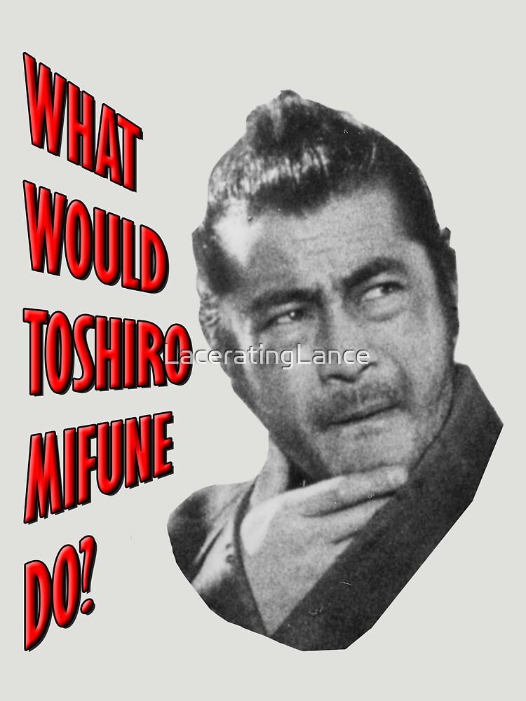 Toshiro Mifune | Unisex T-Shirt