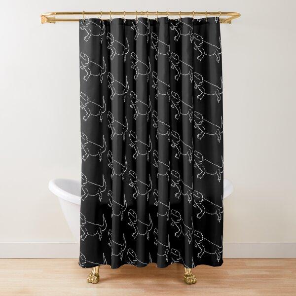 BEST SELLER - Margo The Beardie Merchandise Shower Curtain