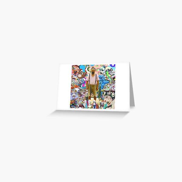 Takashi Murakami Carte de vœux