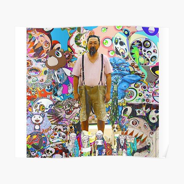 Takashi Murakami Poster