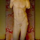 NUDE WARRIOR FROM VATICAN CITY COLLECTION by Thomas Barker-Detwiler