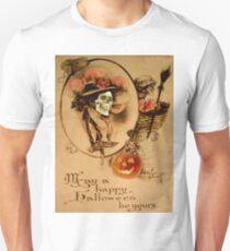 Happy Halloween (Vintage Halloween Card) T-Shirt