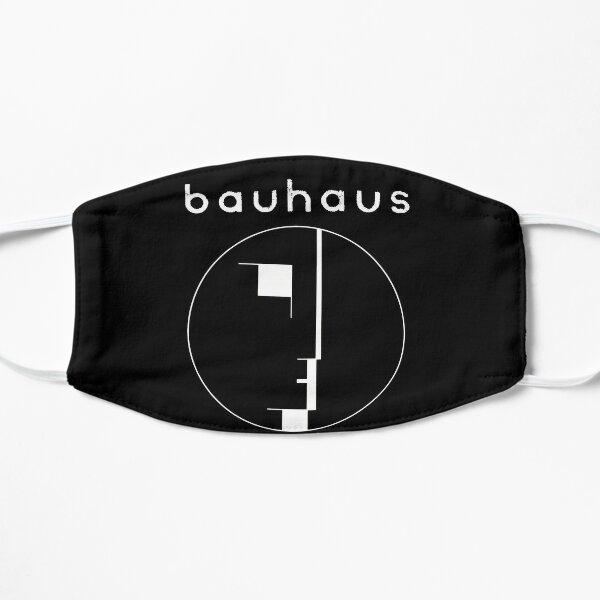 Bauhaus post punk 80s retro white version Flat Mask