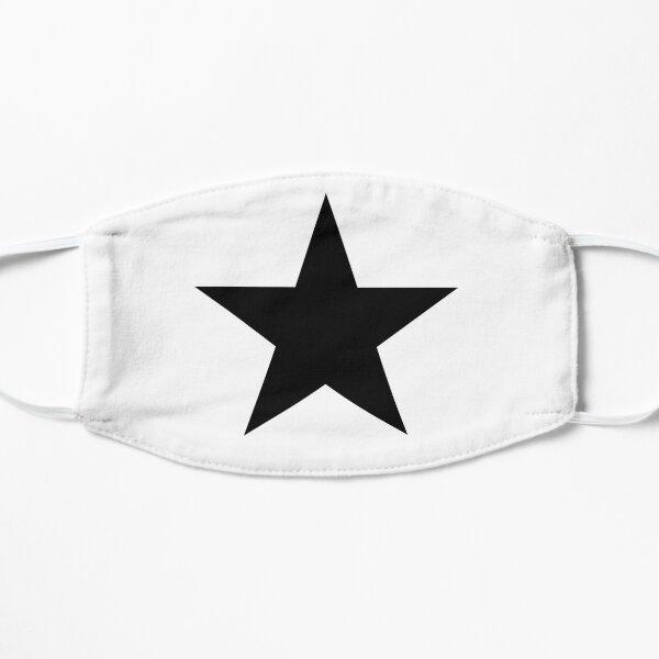 BLACK Star, Dark Star, Black Hole, Stellar, Achievement, Cool. Flat Mask
