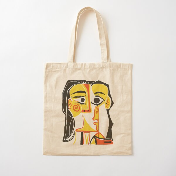 Picasso - Woman's head #2 Cotton Tote Bag