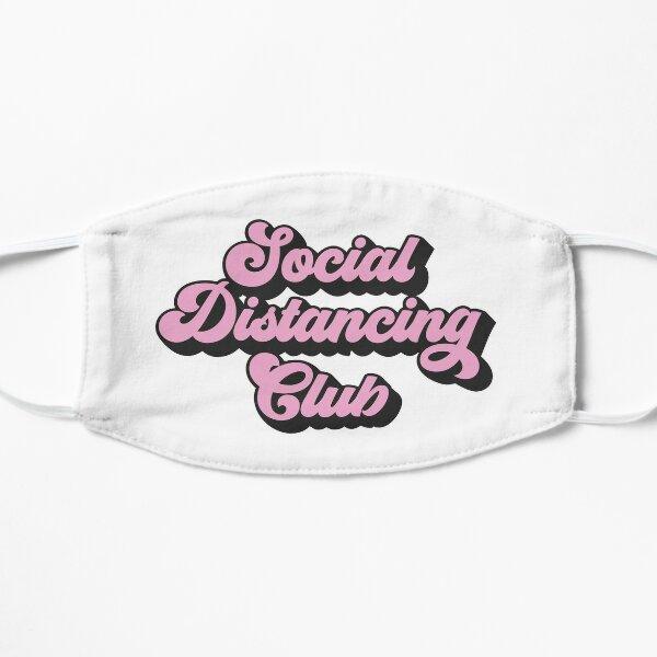 Social Distancing Club Mask