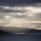 Sunrise over Apollo Bay, Victoria, Australia by Leah Gay