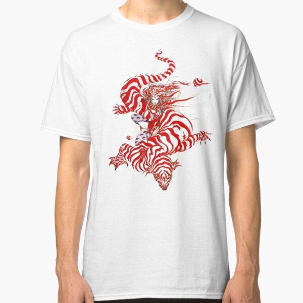 Yoshitaka Amano - Salamander (detail) Classic T-Shirt