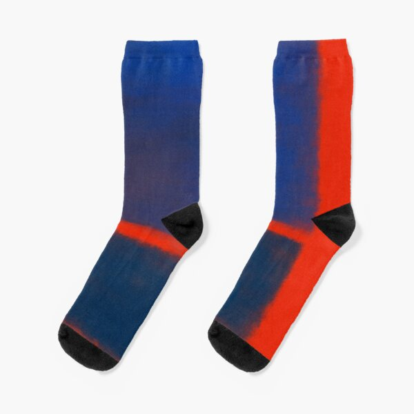 Rothko Inspired # 7 Chaussettes