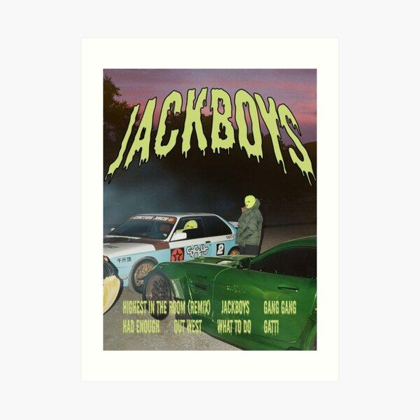 Jackboys Poster Kunstdruck