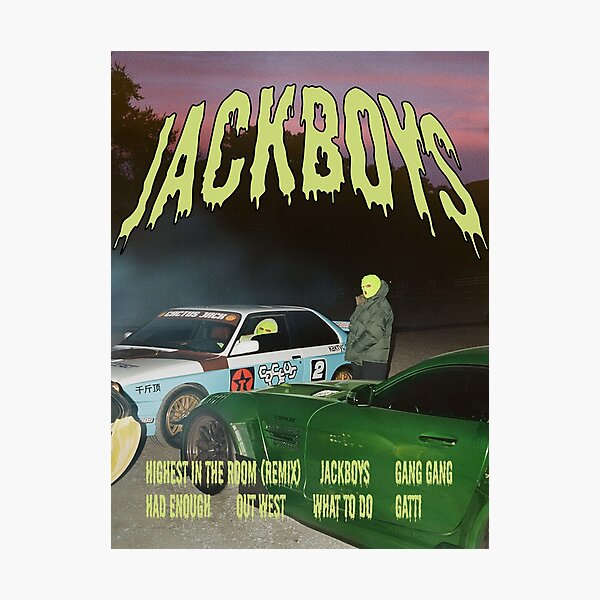 Affiche Jackboys Impression photo