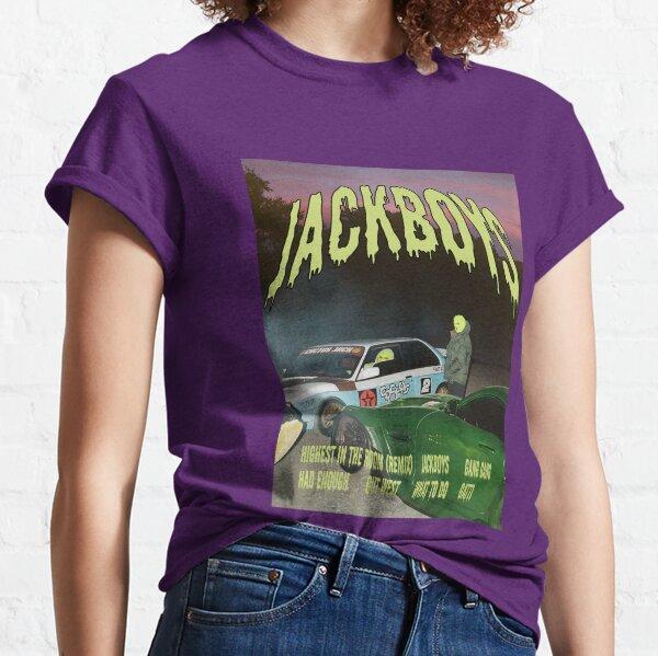 Cartel de los Jackboys Camiseta clásica