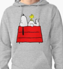 Snoopy chill out Pullover Hoodie