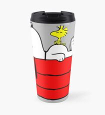 Snoopy chill out Travel Mug