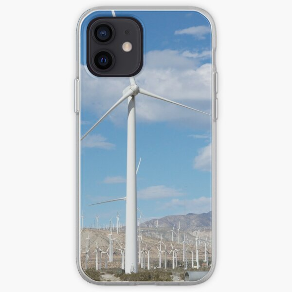 Wind Turbines iPhone Soft Case