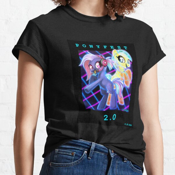 Ponyfest 2.0 Classic T-Shirt