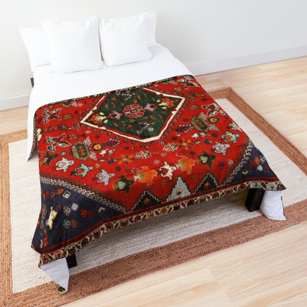Traditional Oriental Moroccan Style - N65 Comforter