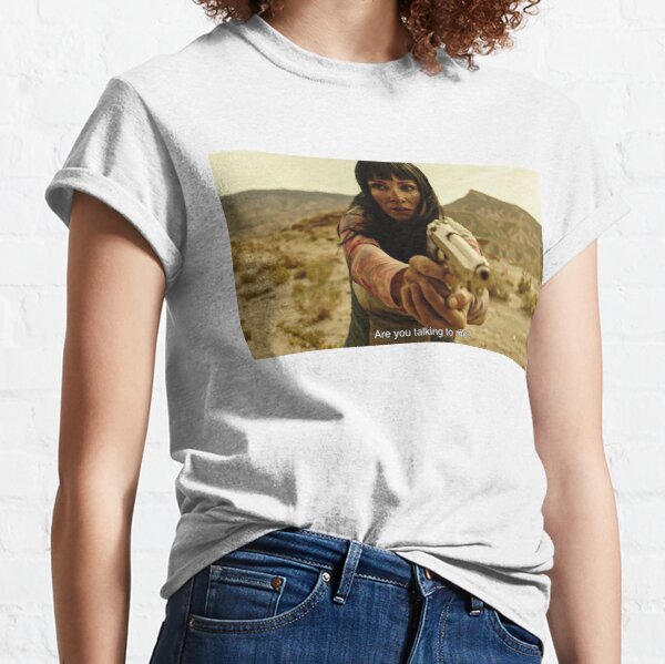 Zulema Vis A Vis El Oasis Camiseta clásica