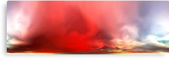 Clouds by Benedikt Amrhein