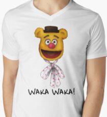 Waka Waka Men's V-Neck T-Shirt