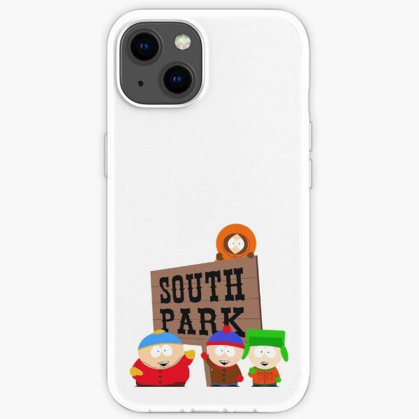 South park Coque souple iPhone