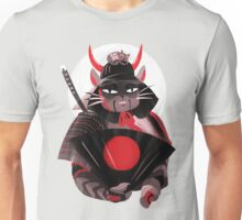 Samurai Cat Unisex T-Shirt