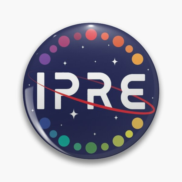 Institute of Planar Research and Exploration (IPRE) Pin