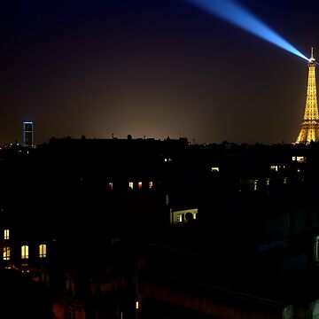 Bonne Nuit, Ville de Lumière... by Ainsleyrk