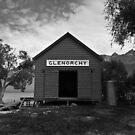 Glenorchy Hut by gematrium