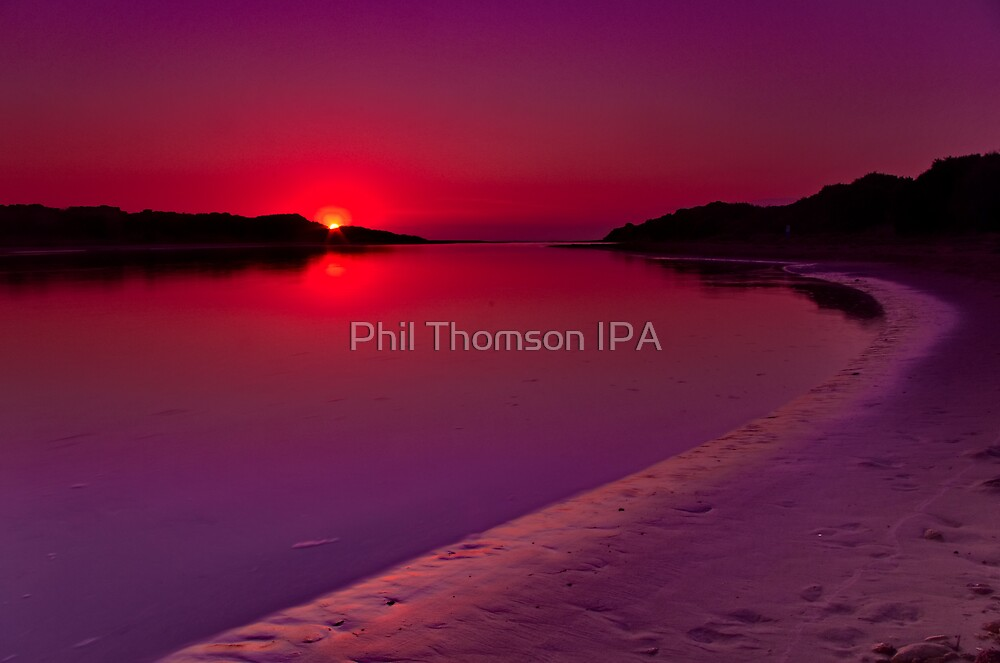 """""""Silent Dawning"""" by Phil Thomson IPA"""