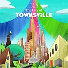 City of Townsville by Alex Kittle