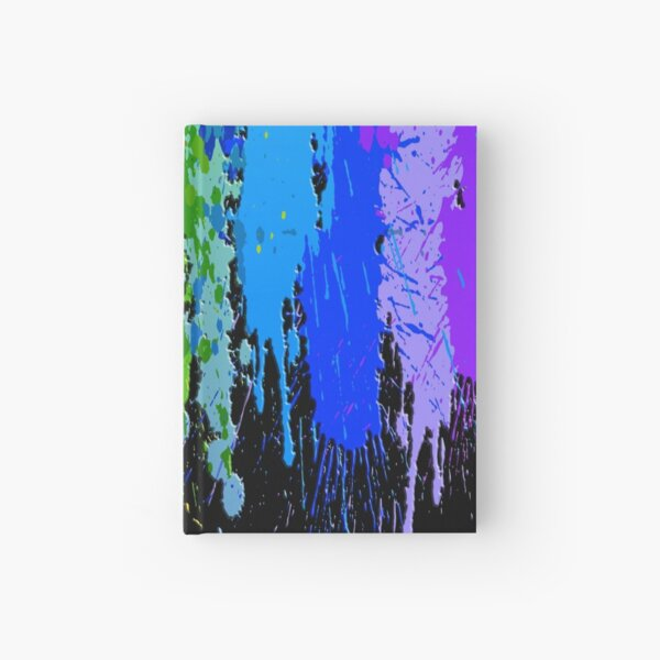 Colour Spilage, Color Spilage Hardcover Journal
