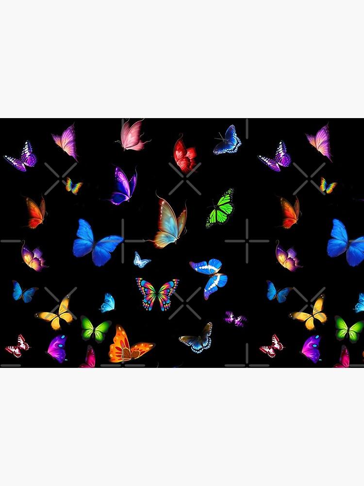 BUTTERFLIES SHOW by johnnyssandart
