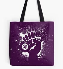SNES Controller Splat Tote Bag