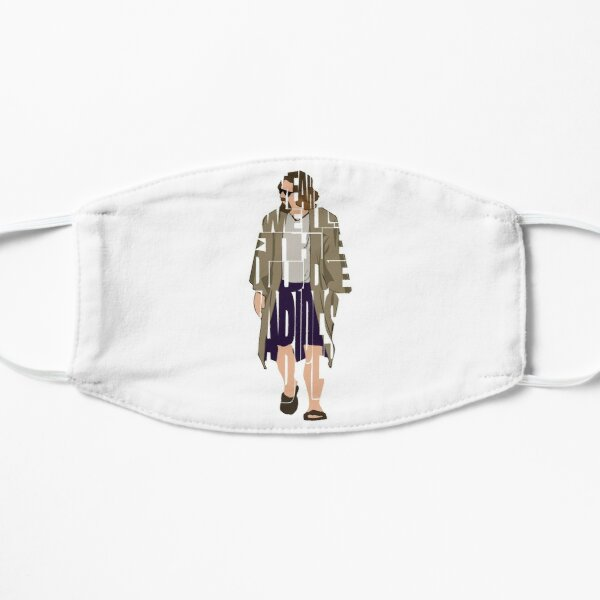 The Big Lebowski Mask