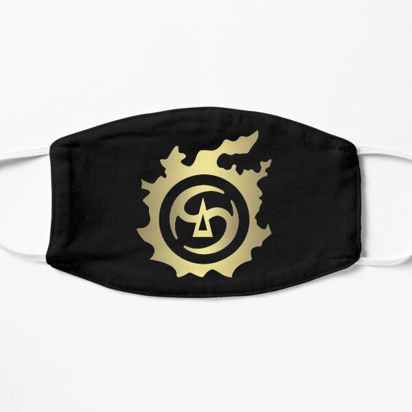 Soul of the Samurai Flat Mask