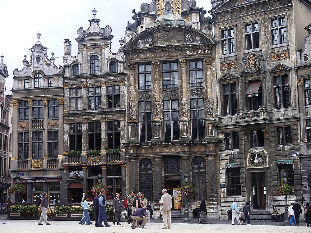 Brussels, Belgium by Sharon Brown