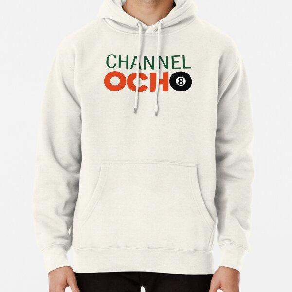 Channel Ocho Pullover Hoodie