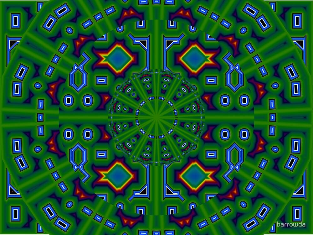 GIMP Circuit Bored Kaleido (UF0697) by barrowda