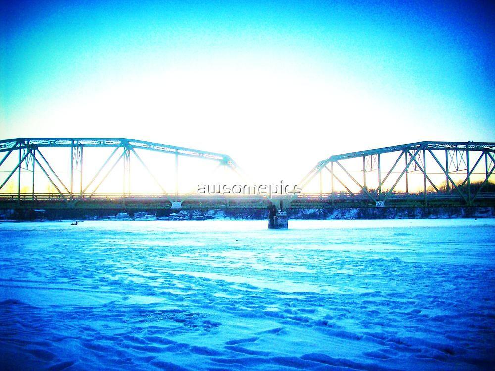 Double Bridge by awsomepics