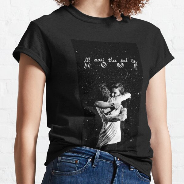 abrazo de larry stylinson Camiseta clásica