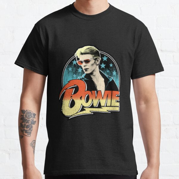 David Bowie Pop Art Classic T-Shirt