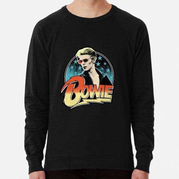 David Bowie Pop Art Lightweight Sweatshirt