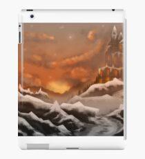 Snow Castle iPad Case/Skin