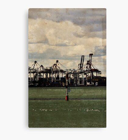 Port Phillip Canvas Print