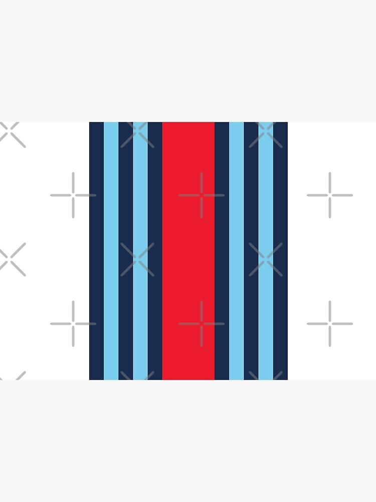 «Martini Racing Stripe» par Keyur44