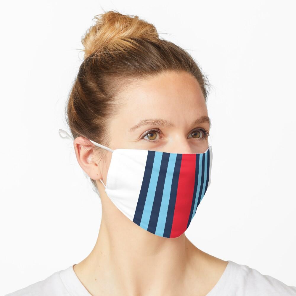 Masque «Martini Racing Stripe»
