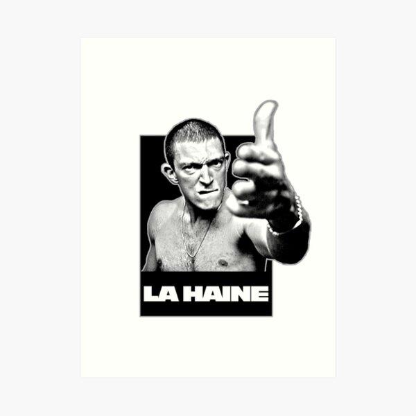 La Haine - Vinz Art Print